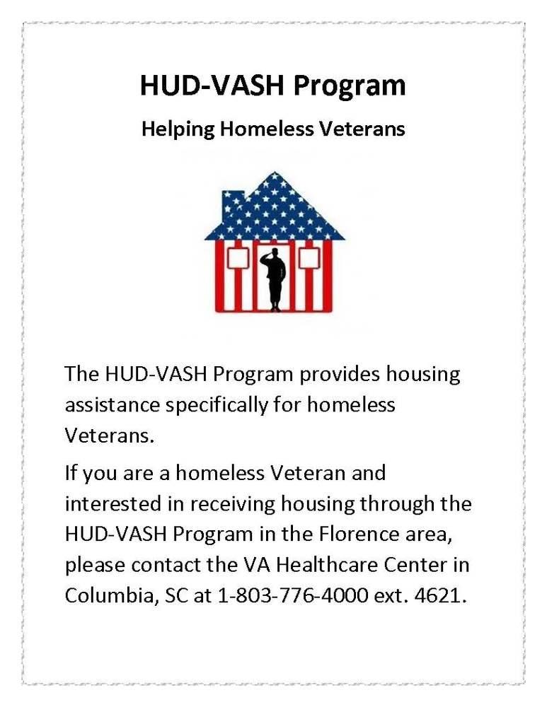 HUD-VASH Program (08/01/2019) - Latest News - The Housing Authority