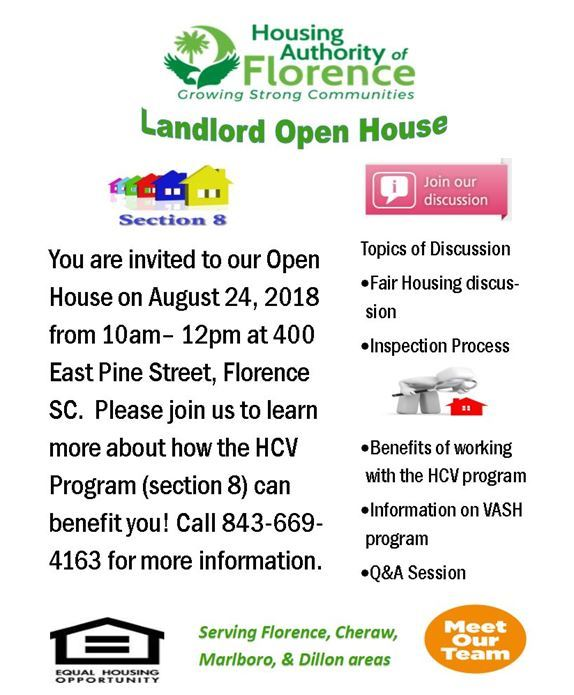 Landlord Open House