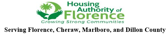 Housing Authority of Florence logo