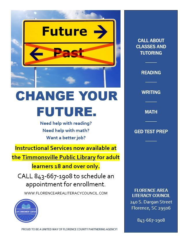Change your future - student recruitment