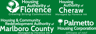 Florence Housing Authority Logos large display